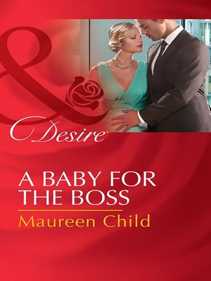 cover image of A Baby For the Boss
