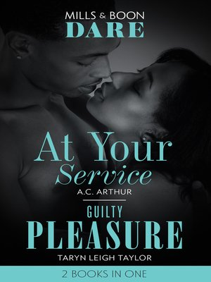 cover image of At Your Service / Guilty Pleasure