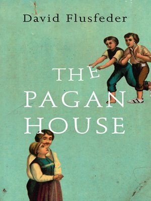 cover image of The Pagan House