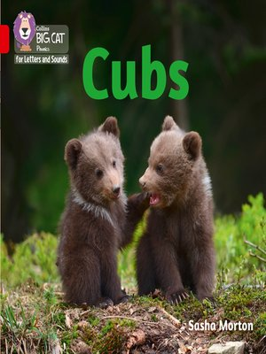 cover image of Collins Big Cat Phonics for Letters and Sounds – Cubs