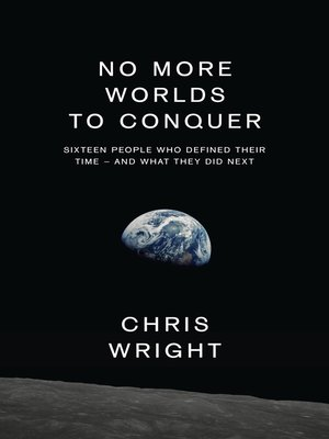 cover image of No More Worlds to Conquer
