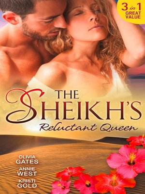 cover image of The Sheikh's Reluctant Queen