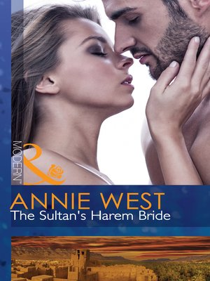 cover image of The Sultan's Harem Bride