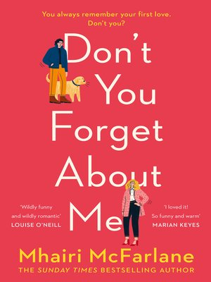 cover image of Don't You Forget About Me