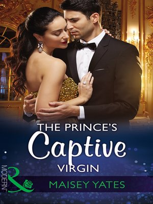 cover image of The Prince's Captive Virgin