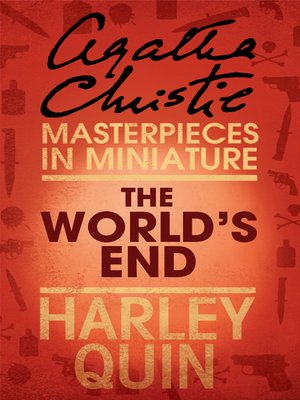 cover image of The World's End