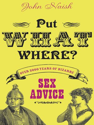 cover image of Put What Where?