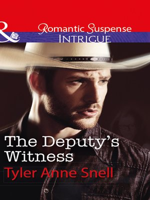 cover image of The Deputy's Witness