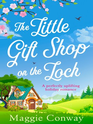 cover image of The Little Gift Shop on the Loch