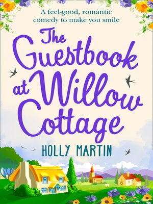 cover image of The Guestbook at Willow Cottage