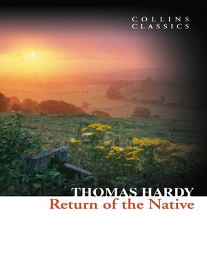 cover image of Return of the Native