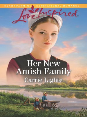 cover image of Her New Amish Family