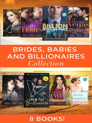 cover image of Brides, Babies and Billionaires