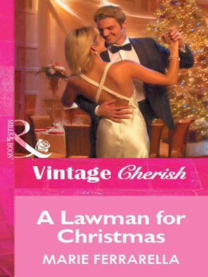 cover image of A Lawman for Christmas