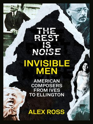 cover image of Invisible Men
