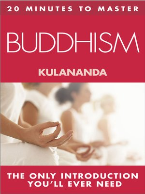cover image of 20 MINUTES TO MASTER ... BUDDHISM