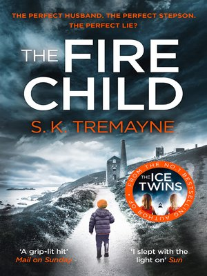 cover image of The Fire Child