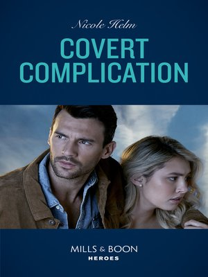 cover image of Covert Complication