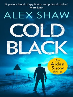 cover image of Cold Black