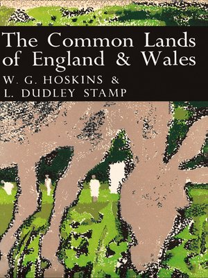cover image of The Common Lands of England and Wales