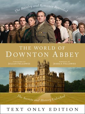 cover image of The World of Downton Abbey Text Only