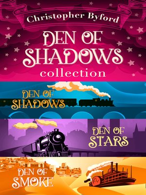 cover image of Den of Shadows Collection