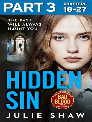 cover image of Hidden Sin, Part 3 of 3