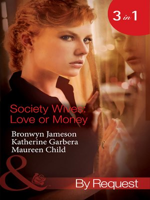 cover image of Society Wives: Love or Money