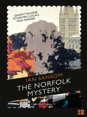 cover image of The Norfolk Mystery (The County Guides)