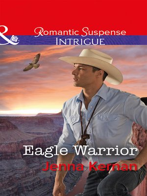 cover image of Eagle Warrior