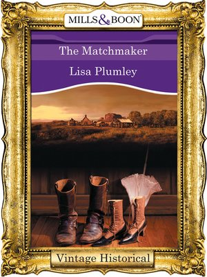 cover image of The Matchmaker