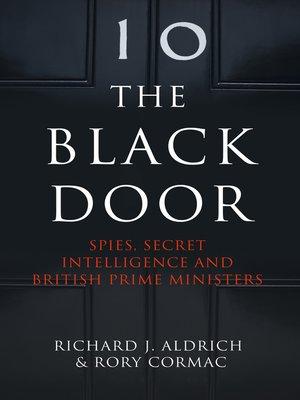 cover image of The Black Door