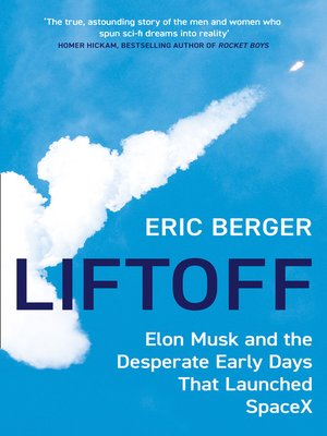 cover image of Liftoff