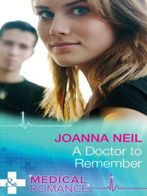 cover image of A Doctor to Remember