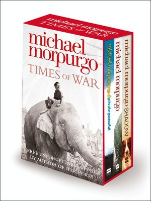 cover image of Times of War Collection