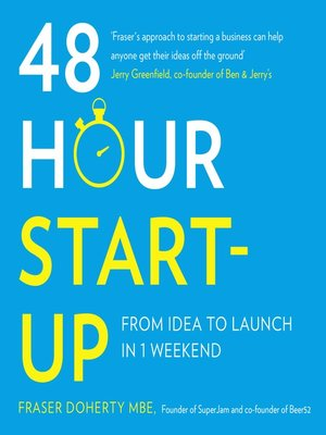 cover image of 48-Hour Start-up