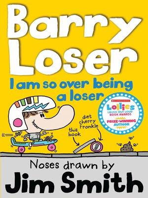 cover image of I am so over being a Loser