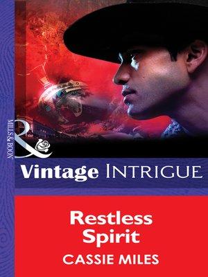 cover image of Restless Spirit