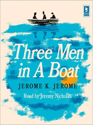 cover image of Three Men in a Boat (Argo Classics)
