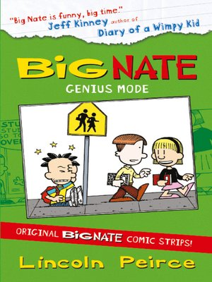 cover image of Big Nate Compilation 3