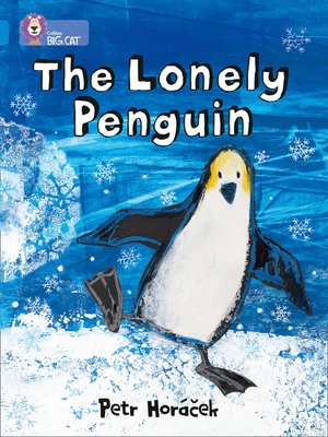 cover image of The Lonely Penguin