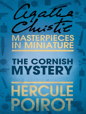 cover image of The Cornish Mystery