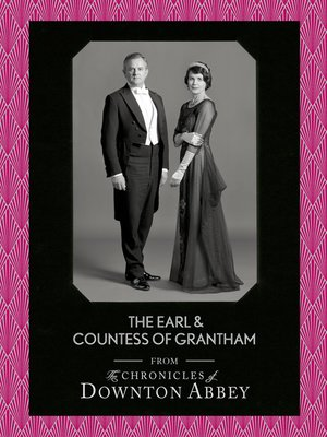 cover image of The Earl and Countess of Grantham (Downton Abbey Shorts, Book 3)