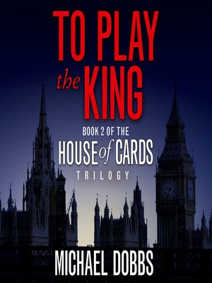 cover image of To Play the King