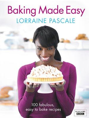 cover image of Baking Made Easy