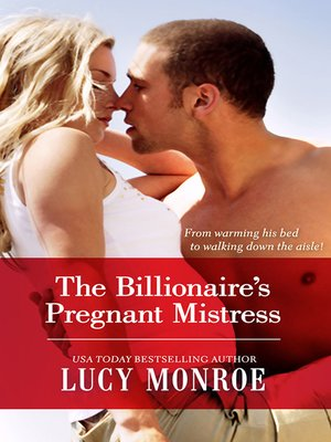 cover image of The Billionaire's Pregnant Mistress