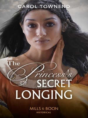 cover image of The Princess's Secret Longing