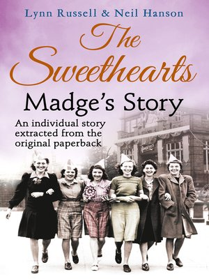 cover image of Madge's story (Individual stories from THE SWEETHEARTS, Book 1)