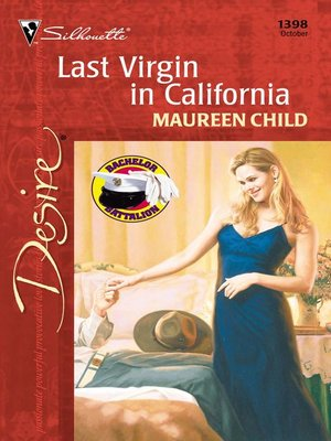 cover image of Last Virgin In California