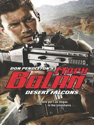 cover image of Desert Falcons